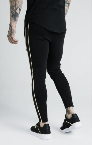 Dani Alves Athlete Branded Track Pants – Black - ZANMODA