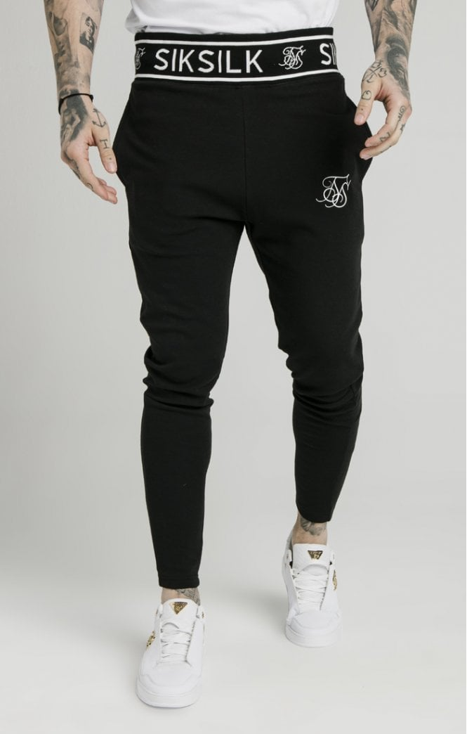 Dani Alves Athlete Pants - Black