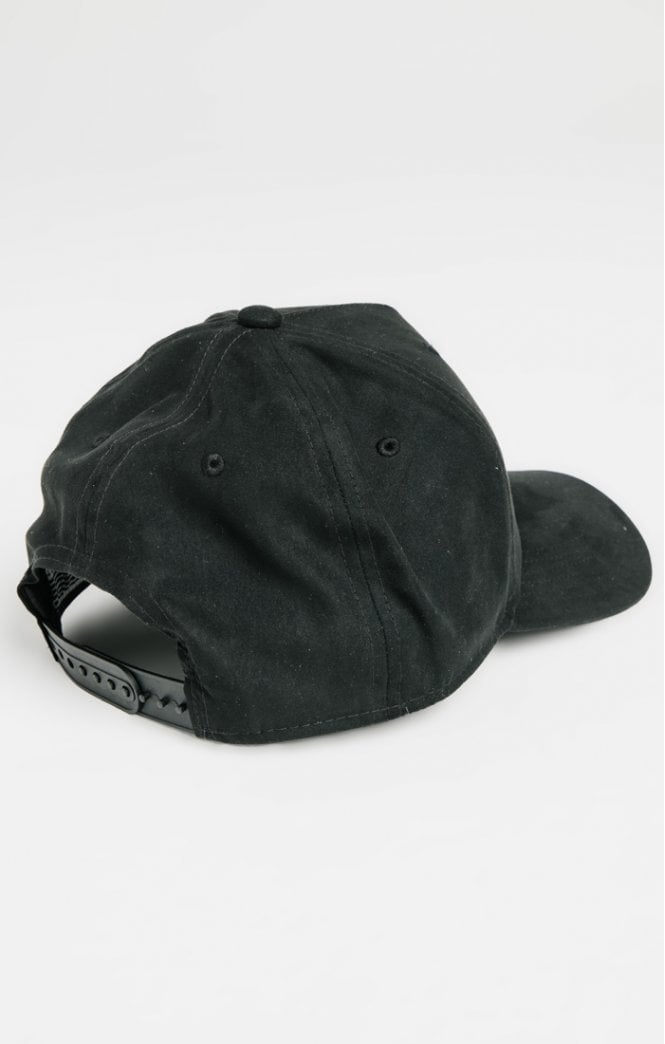 SikSilk x Dani Alves Suede Trucker - Black