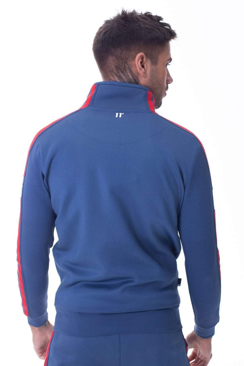 Southpaw Poly Track Top - Marlin