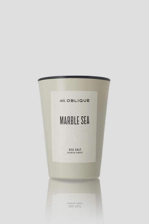 MARBLE SEA HANDMADE SCENTED CANDLE