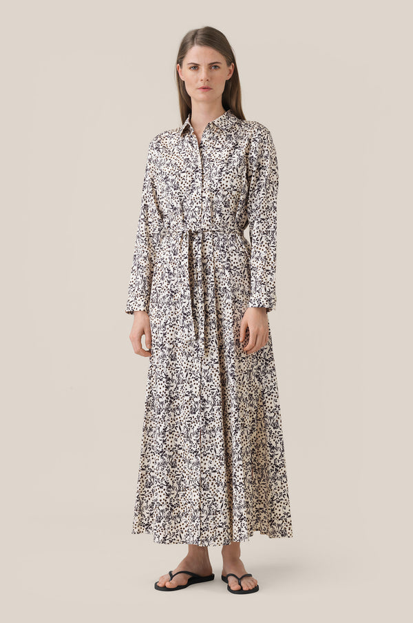 Wisely Long Shirt Dress