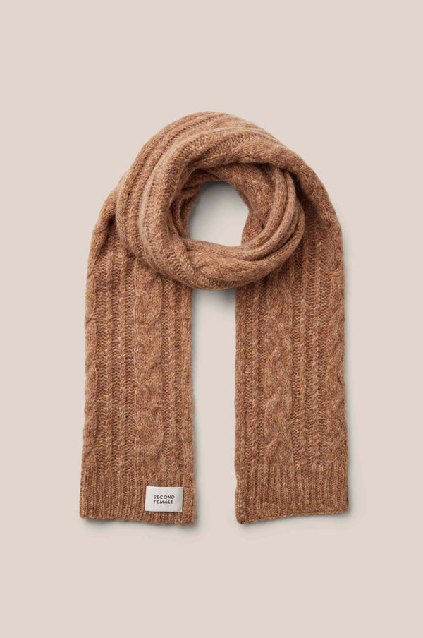 Pinea Knit Scarf