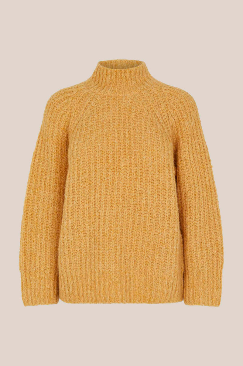 Canis Knit O-Neck