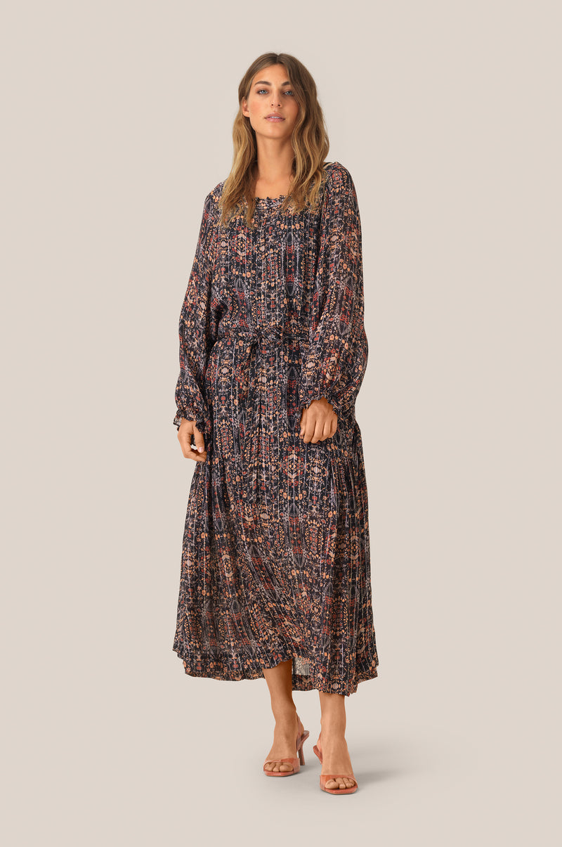 Signe SS Maxi Dress