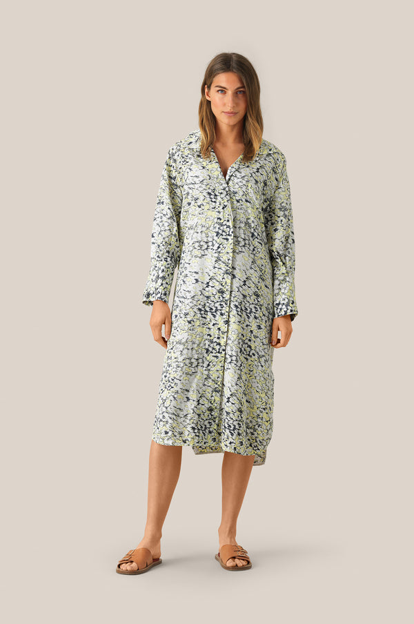 Tine SS Shirt Dress