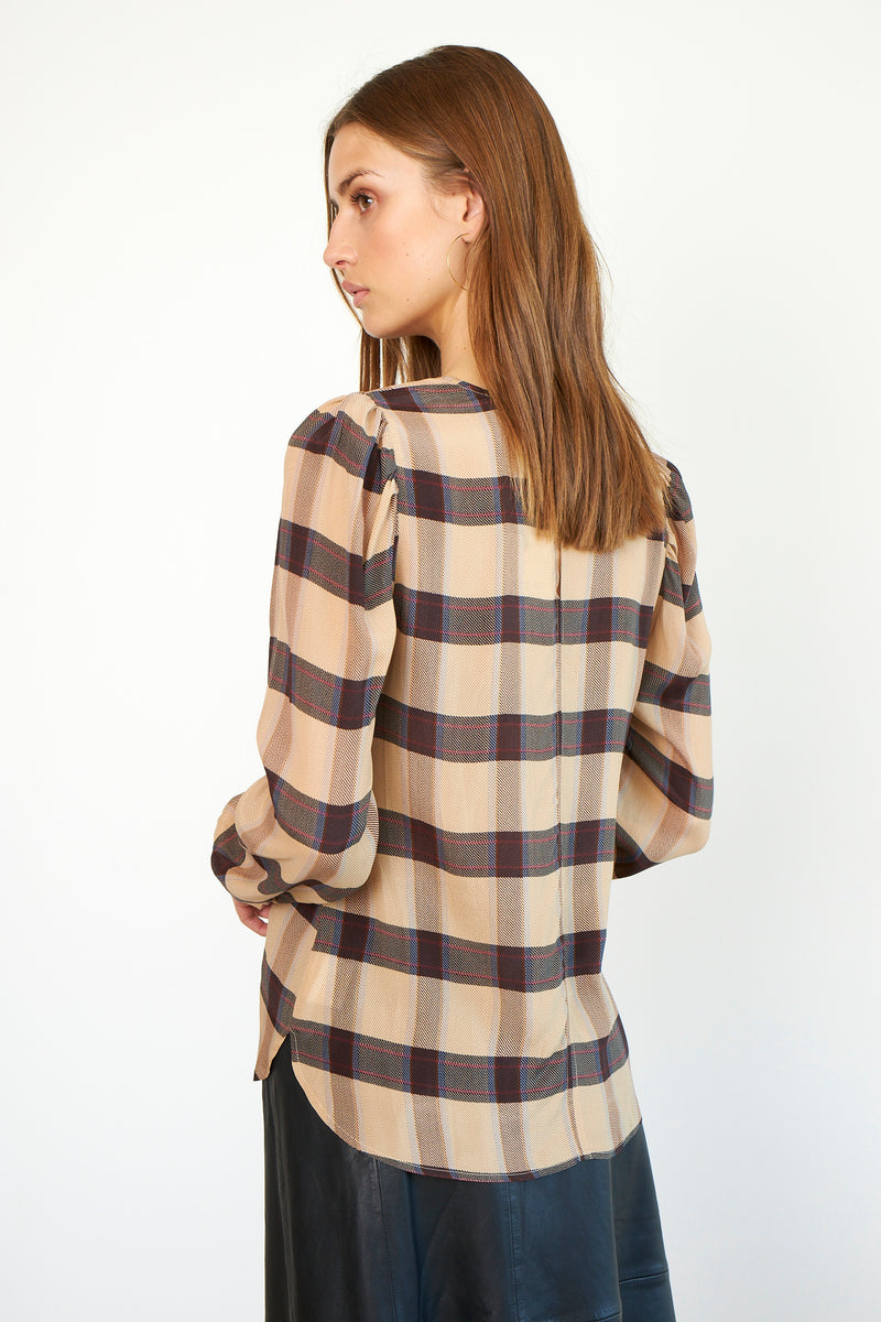 Severin Blouse