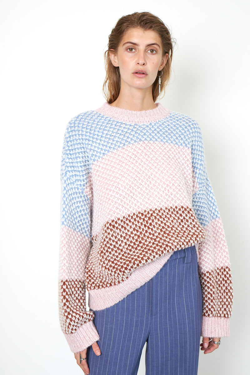 Berthe Knit O-Neck