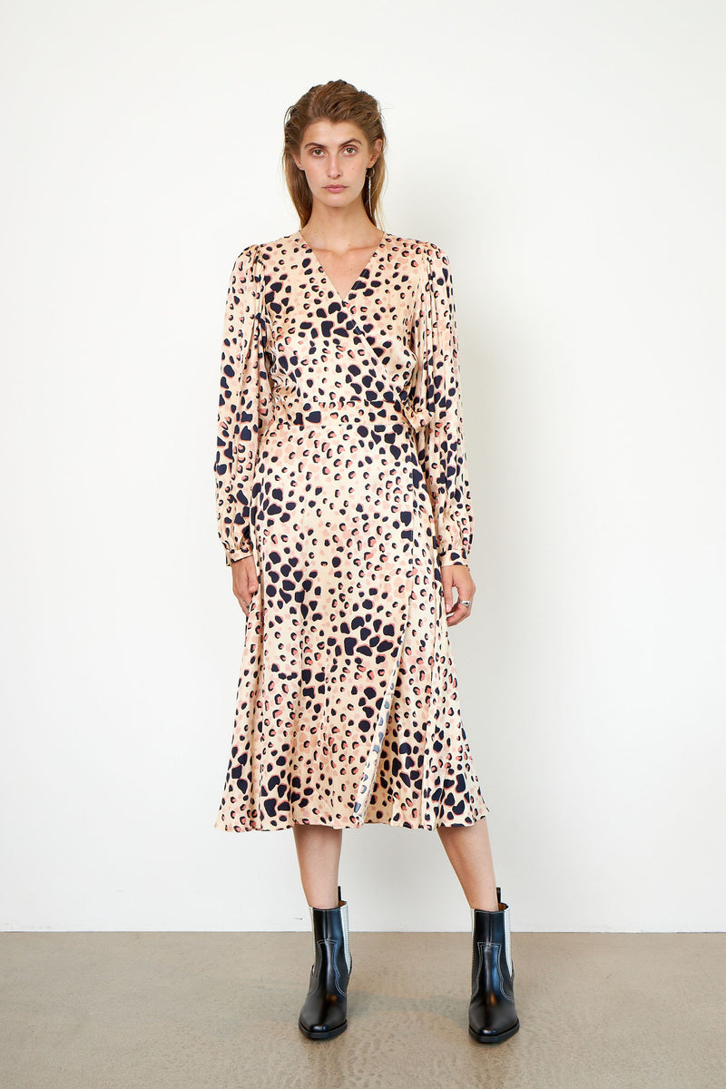 Amur Wrap Dress