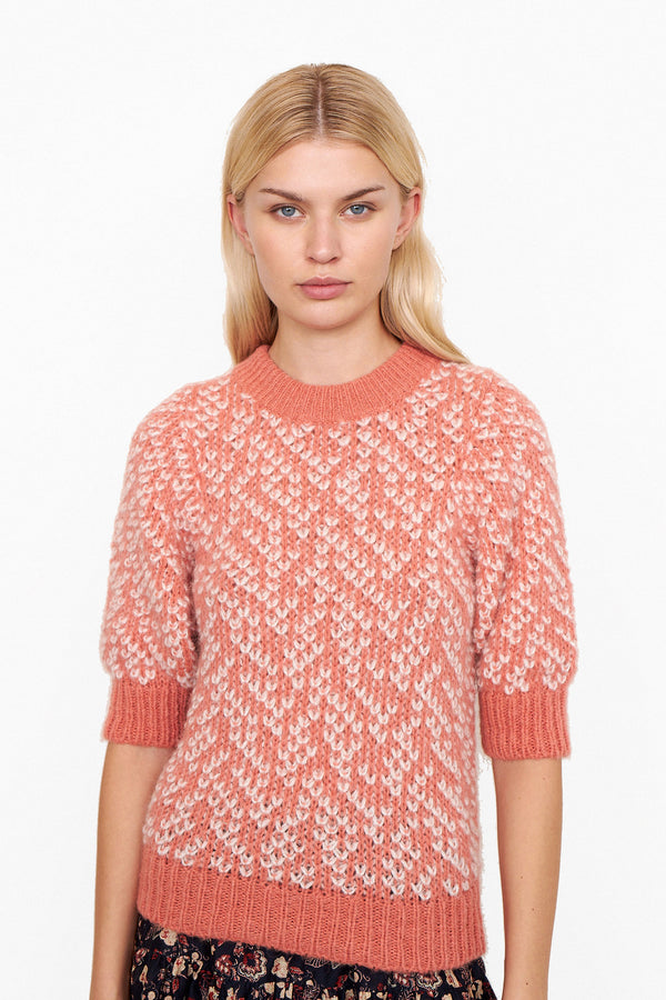 Barock Knit O-Neck
