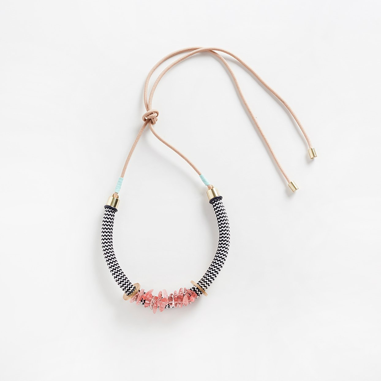 Pichulik Egun Rose Necklace