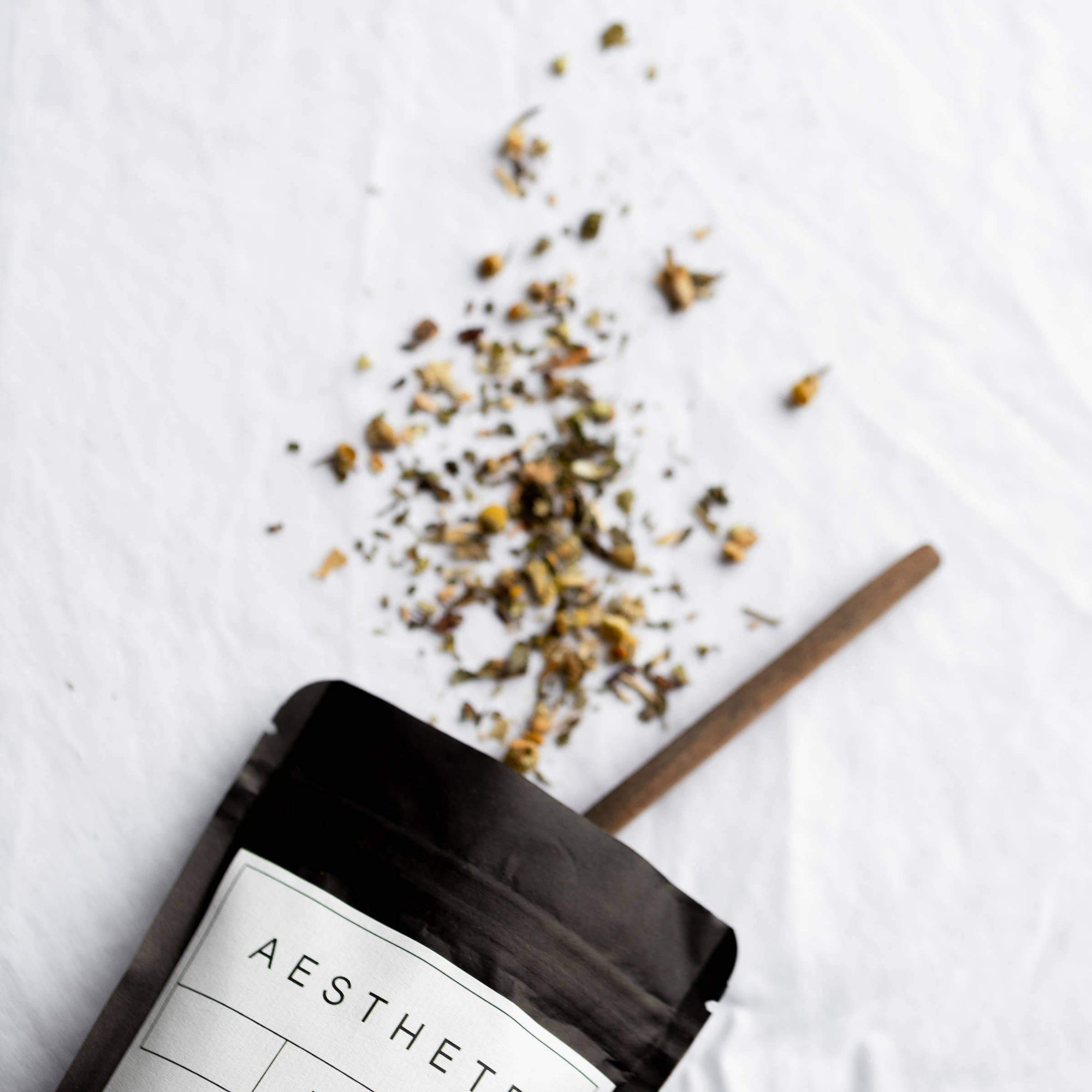 Bad Moon Rising Herbal Blend by Aesthete Tea