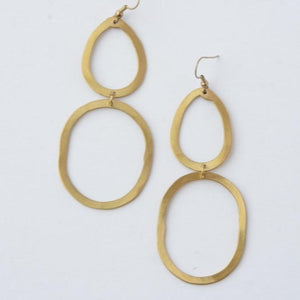 Fair Anita - Bouldering Earrings