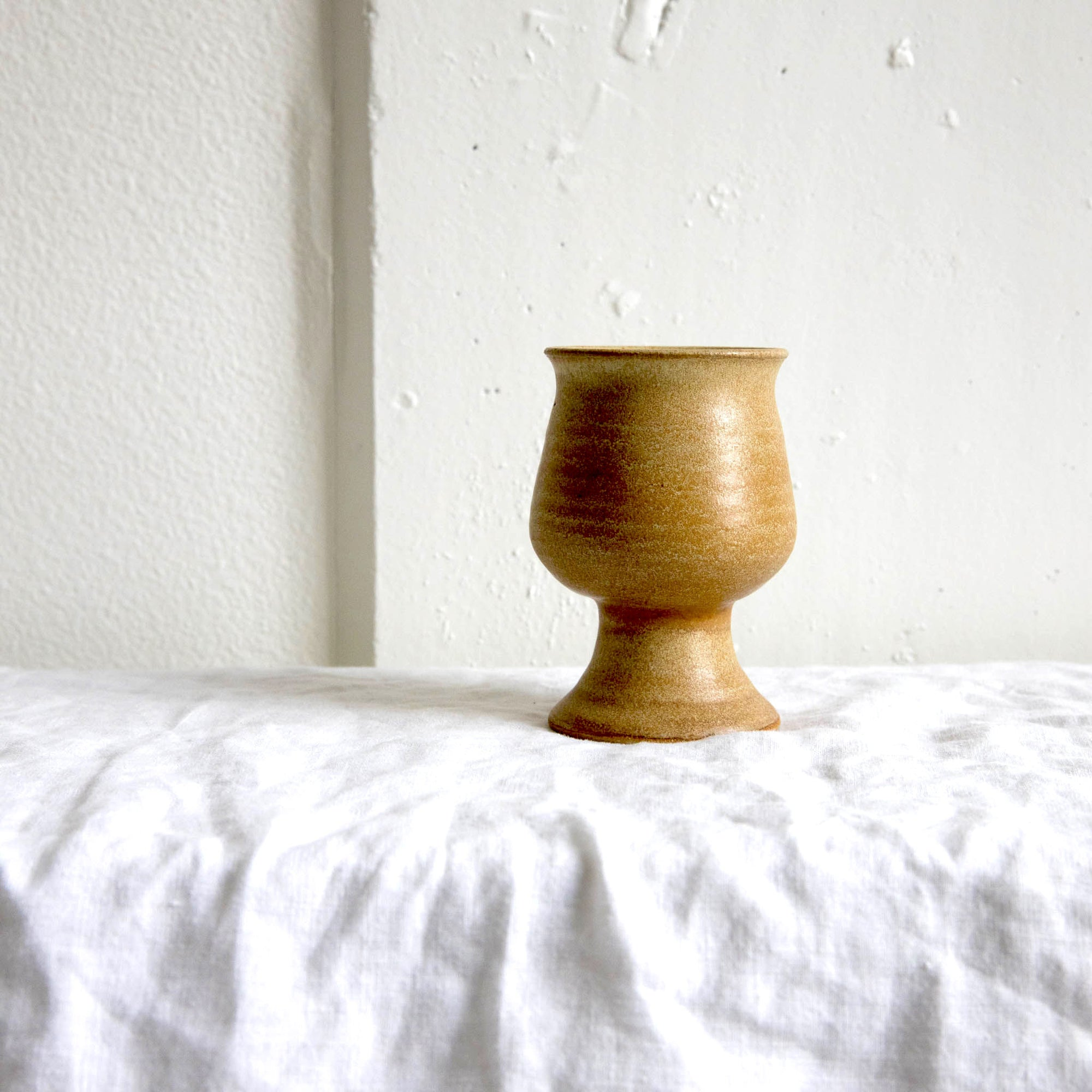 CURA Collection vintage hand thrown cup - Found