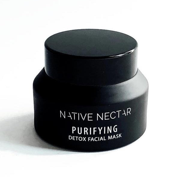 Native Nectar Botanicals Purifying Detox Facial Mask