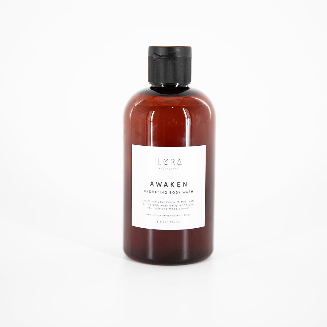 Awaken Hydrating Body Wash by ILERA Apothecary