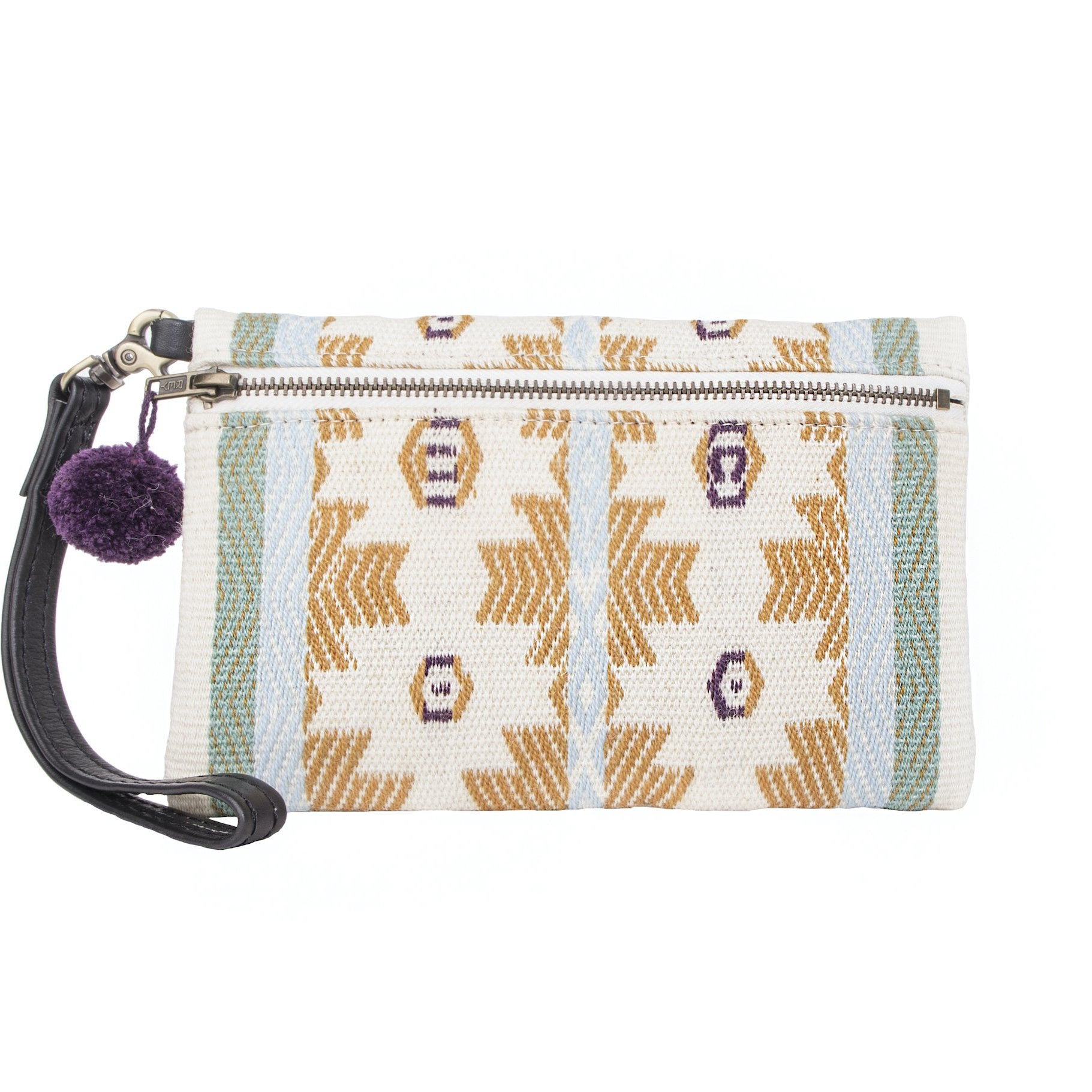 Awamaki - Inti Wristlet in Honey