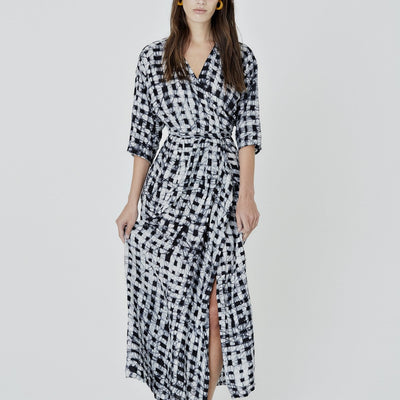 Osei Duro - Letsa Wrap Dress
