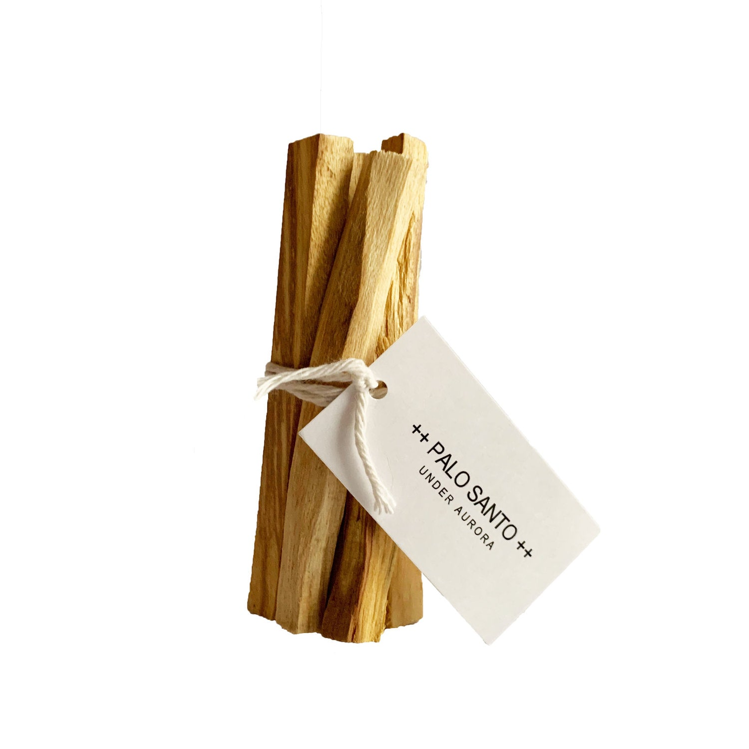 Under Aurora-Palo Santo in a little bundle