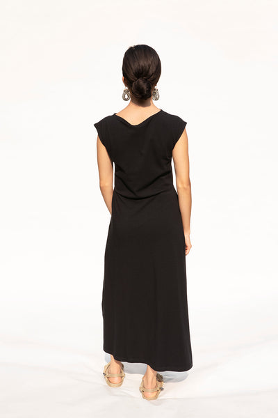 Knit sheath dress by Mata Traders