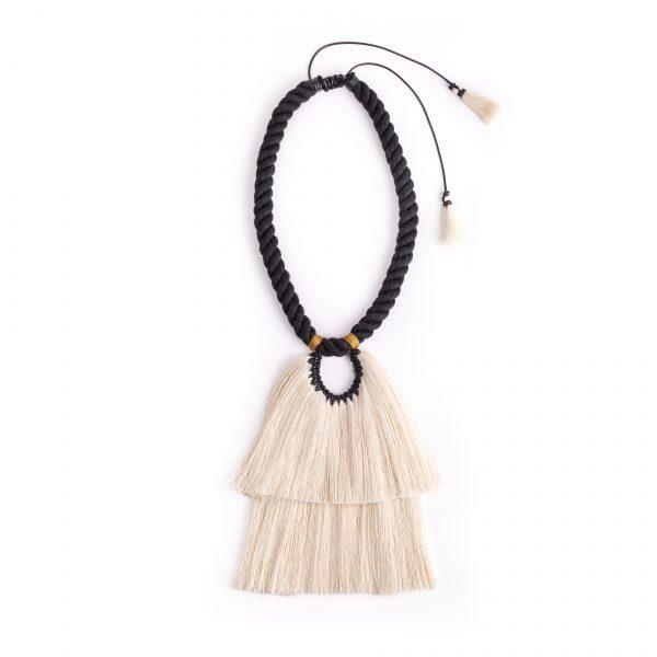 Caralarga - Fantasmo Doble Necklace