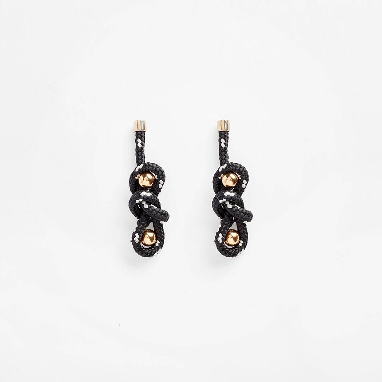 Meru Black/White Earrings by Pichulik
