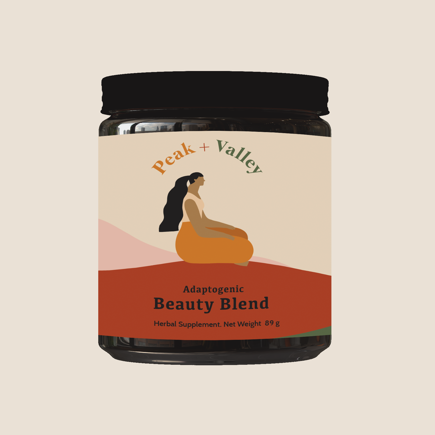 Peak and Valley Beauty Blend