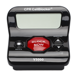 CPR Call Blocker V5000 Vue de face