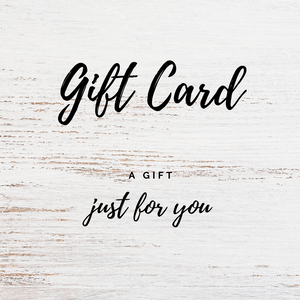$80 Gift Card