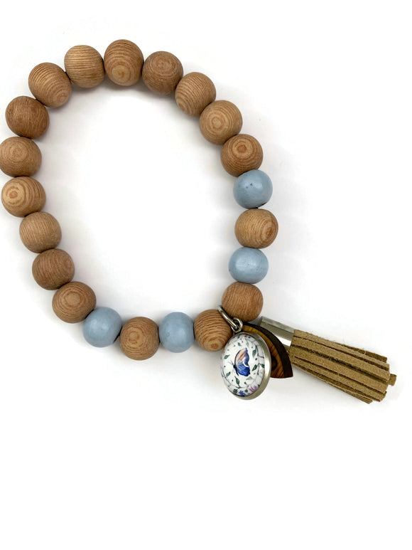 Mia Bracelets - Louis Blue (Light Blue)
