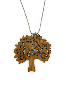 Bamboo Tree Of Life Necklace (#1)