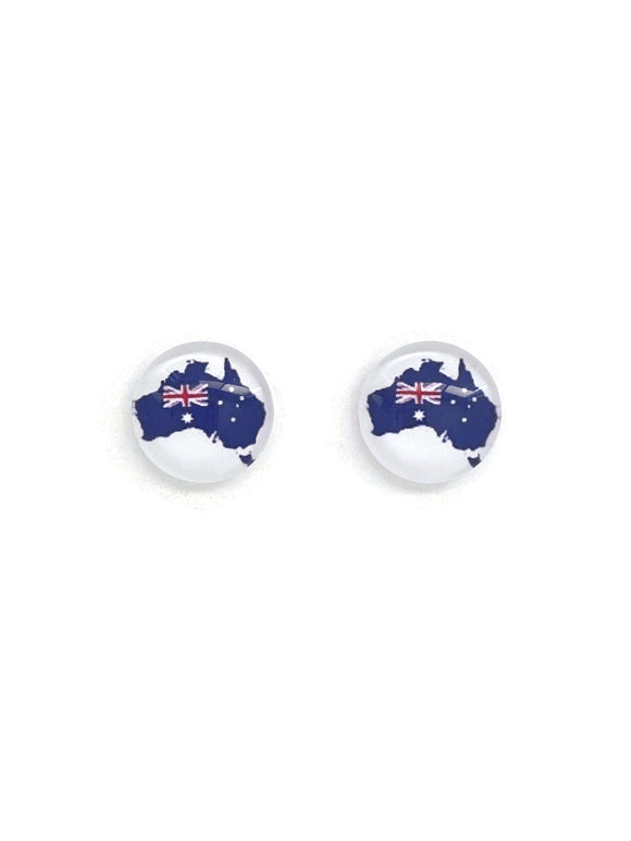 Australia Stud Earrings