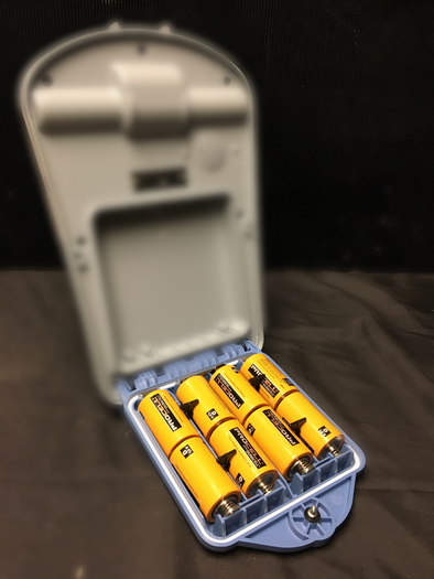 RD TX-5 & TX-10 Transmitter D-Cell Battery Tray