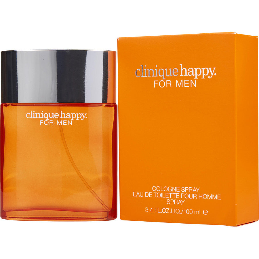 CLINIQUE HAPPY FOR MEN 100 ML - 3.5 FL. OZ.