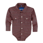 Resistol Baby Ten Sleep Snap Shirt