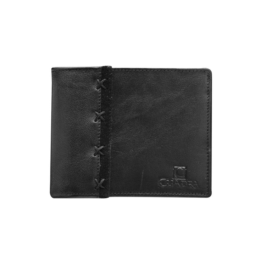 Cuadra Black Wallet