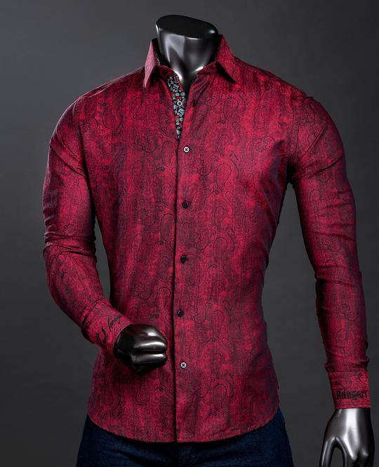 "Rafael Amaya Luxury Collection ""Belek"" Red"