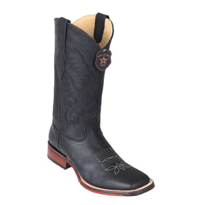 Los Altos Boots Wide Square Toe Grisly