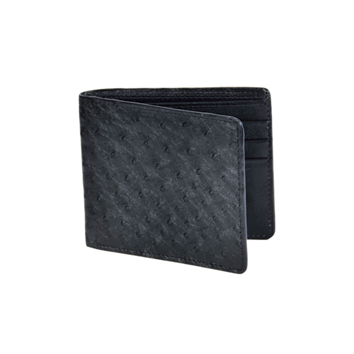 Los Altos Boots Ostrich Wallet
