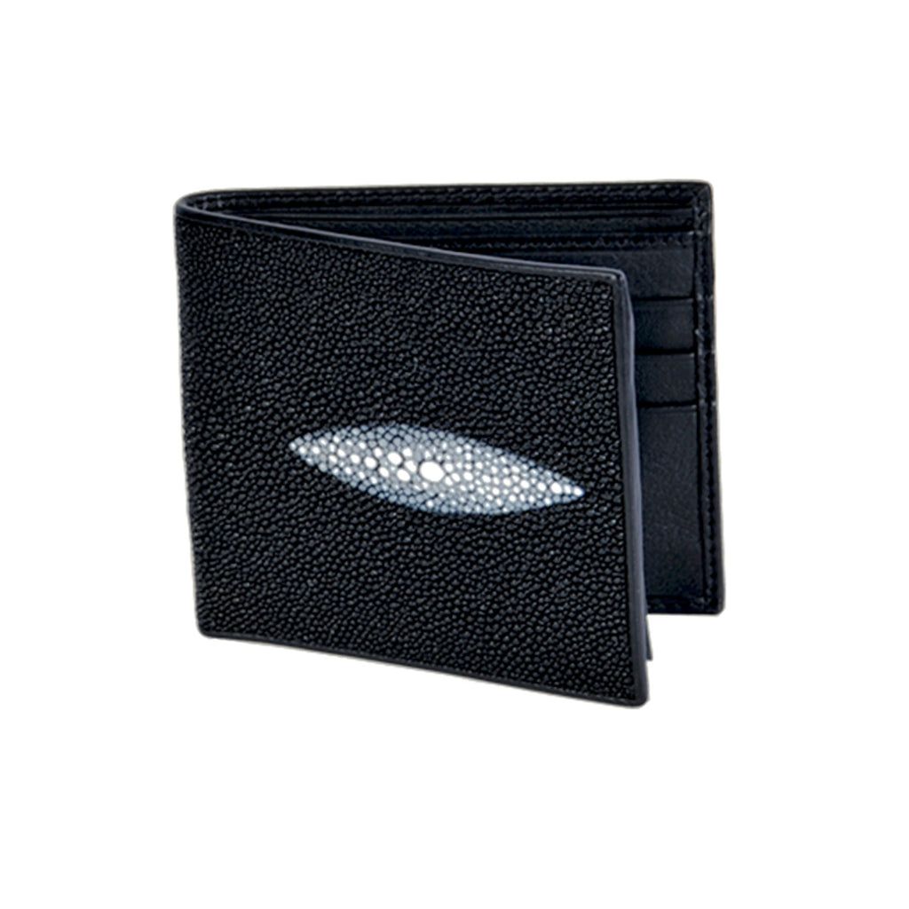 Los Altos Boots Stingray Single Stone Wallet