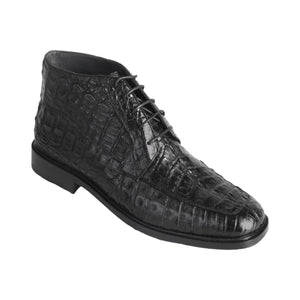 Los Altos Boots High Top Shoes Caiman Belly