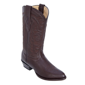 Los Altos Boots Medium R-Toe Goat Skin