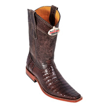 Load image into Gallery viewer, Los Altos Boots Narrow Square Toe Caiman Belly