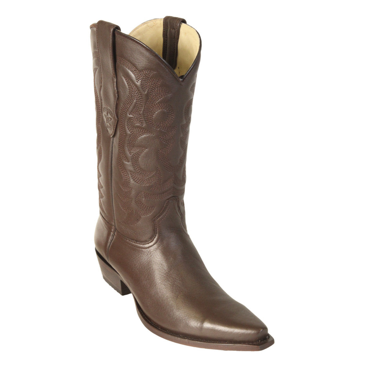 Los Altos Boots H94 Snip Toe Deer - Brown