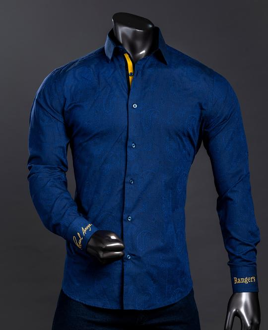 "Rafael Amaya Luxury Collection ""Canavari"" Blue"