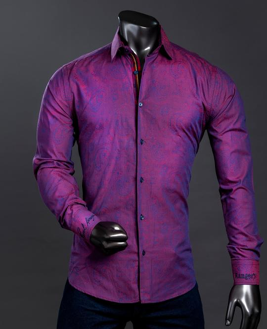 "Rafael Amaya Luxury Collection ""Canavari"" Purple"