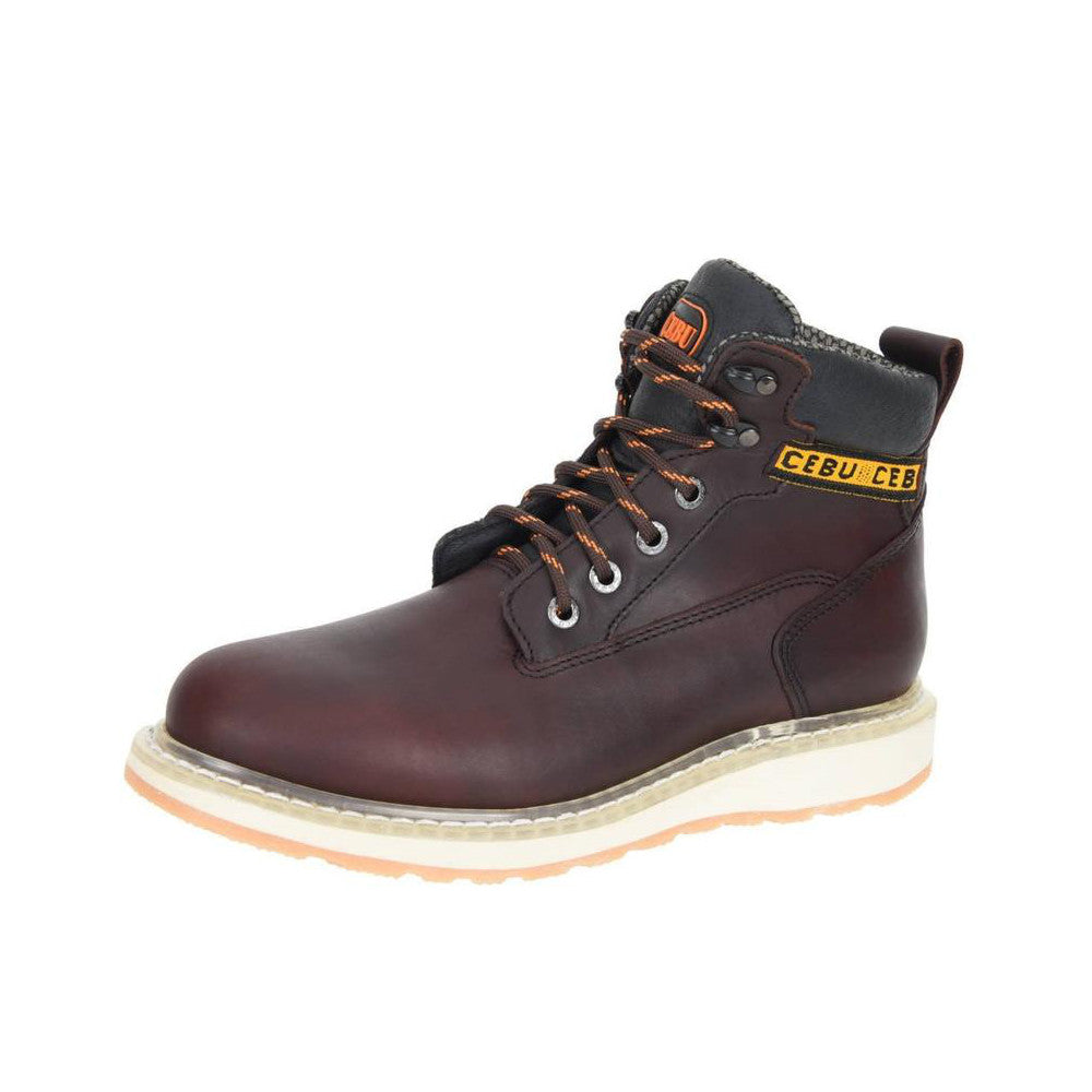 Cebu Work Boot BW - Shedron Grasso