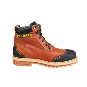 Cebu Work Boot Borce Shark - Ambar Miel