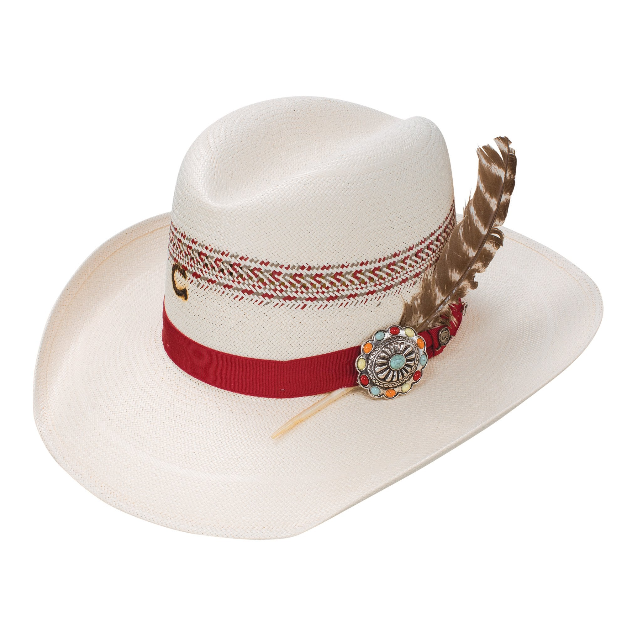 Charlie Horse Women's Stir Crazy Straw Hat