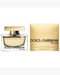 DOLCE & GABBANA THE ONE 75ML - 2.5 FL. OZ.